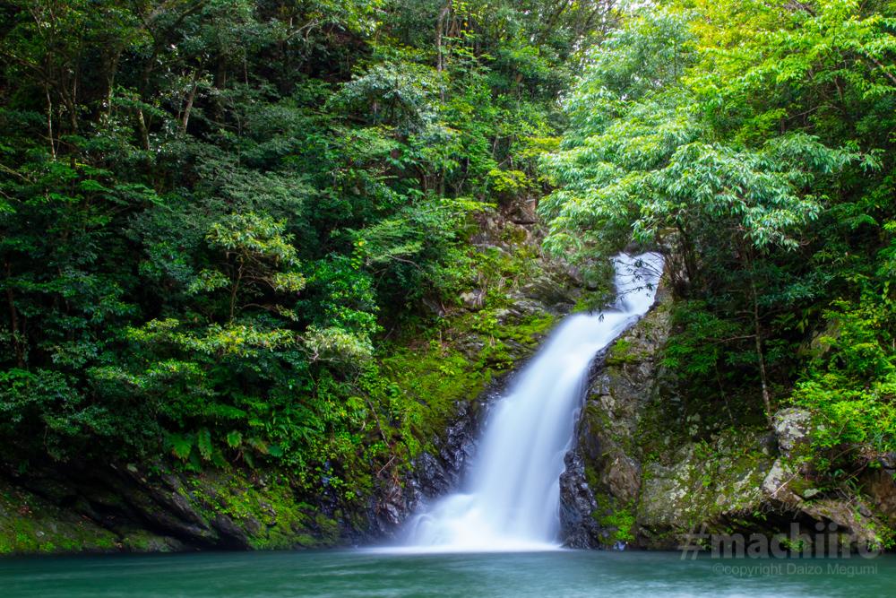 奄美群島国立公園 マテリヤの滝写真