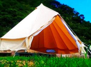 テント・キャンプ村